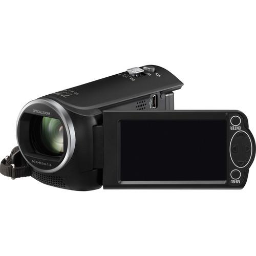 Panasonic PAHCV160EGK Full HD Camcorder (PAL)