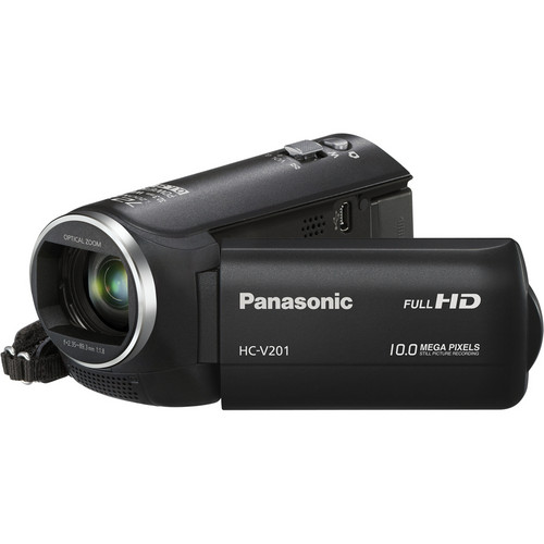 Panasonic HC-V201 HD Camcorder