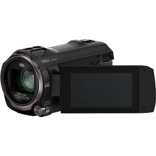 Panasonic HC-V770EG-K Full HD Camcorder (PAL)