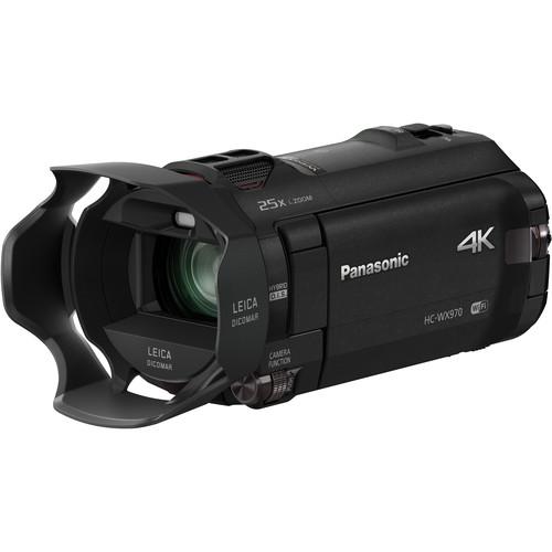 Panasonic 4K Ultra-HD Camcorder