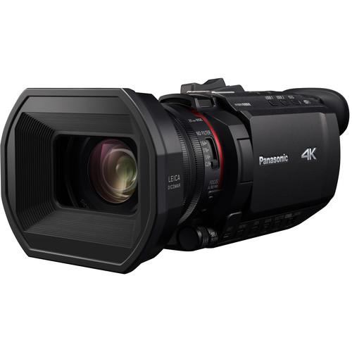 Panasonic HC-X1500 UHD 4K HDMI Pro Camcorder w/ 24x Zoom