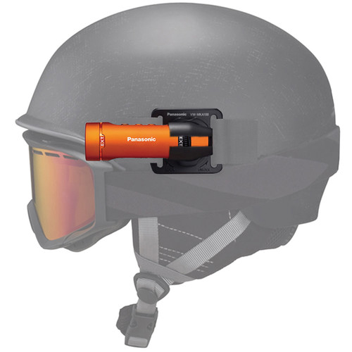 Panasonic HX-A1 Wearable HD Action Cam (Orange)