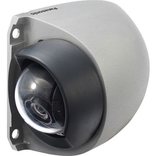 Panasonic iPro SmartHD WV-SBV131M Vandal-Resistant Full HD Rugged Mobile Network Camera