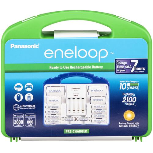 Panasonic Eneloop Power Pack Kit