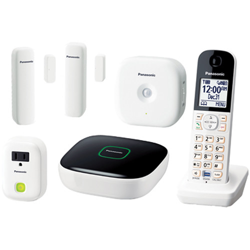 Panasonic DIY Home Monitoring and Control Kit