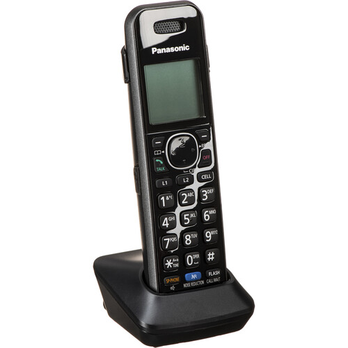Panasonic DECT 6.0 Link2Cell Expandable Single Handset