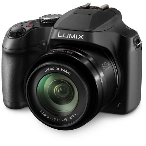 Panasonic Lumix DC-FZ80 Basic Digital Camera Kit