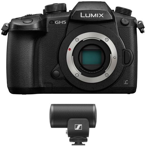 Panasonic Lumix DC-GH5 Mirrorless Micro Four Thirds Digital Camera Audio Kit
