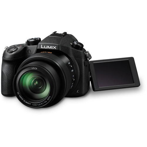 Panasonic Lumix DMC-FZ1000 Digital Camera Basic Kit