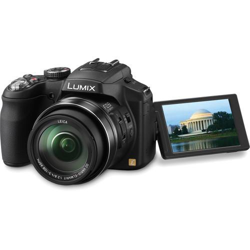 Panasonic Lumix DMC-FZ200 Digital Camera Basic Kit