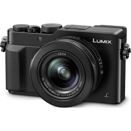 Panasonic Lumix DMC-LX100 Digital Camera (Black)