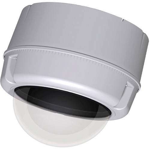 Panasonic PISM5V Vandal-Resistant Indoor Dome Housing for Select Panasonic PTZ Network Dome Cameras (Clear Bubble)