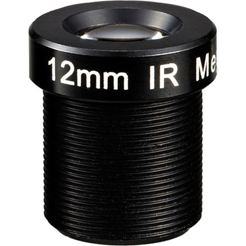 "Panasonic 1/3"" M12-Mount 1.95mm Lens for Select HD Cameras (Single)"