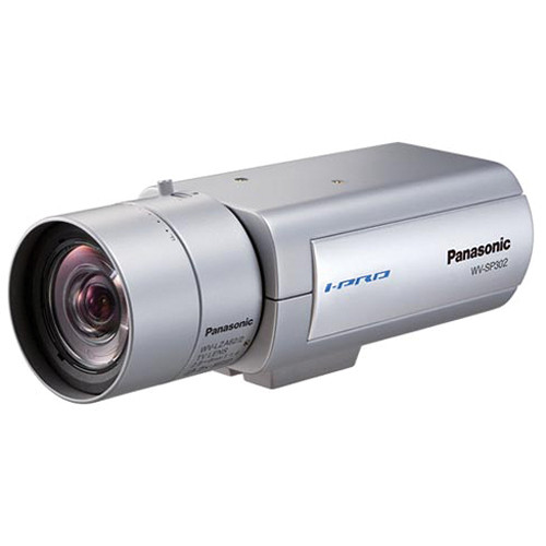 Panasonic POCSP302L5 i-PRO Network Camera with 5 to 50mm Auto Iris Lens