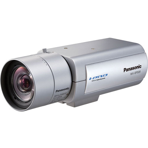 Panasonic POCSP509LMP05 Full HD Network Camera with 5 to 50mm Auto-Iris Lens