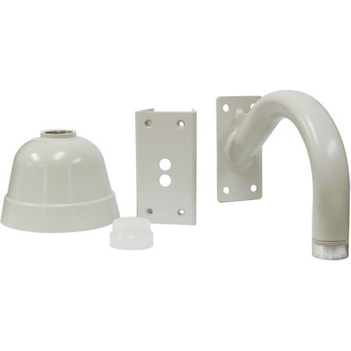 Panasonic PPM484S Outdoor Pole Mount Kit for WV-NW474S, WV-CW474S, WV-NW484S, and WV-CW484S Cameras (Beige)