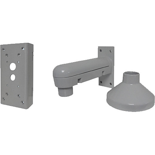 Panasonic Pole Mount, Wall Mount & Shroud Kit for Outdoor Vandal-Resistant Dome Cameras