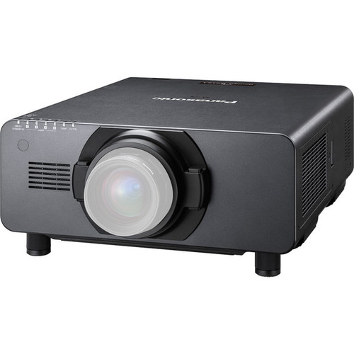 Panasonic PT-DS20K2U 3D SXGA+ Large Venue 3-Chip DLP Projector (No Lens)