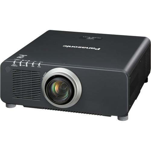 Panasonic PT-DW830ULK 8500-Lumen WXGA DLP Projector without Lens (Black)