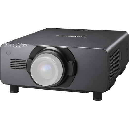 Panasonic PT-DZ16K2U Full HD Large Venue 3-Chip DLP Projector (No Lens)