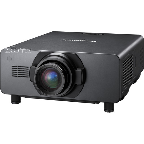 Panasonic PT-DZ16K 3-Chip DLP Projector (No Lens)