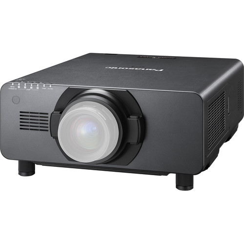 Panasonic PT-DZ21K2U 3D WUXGA Large Venue 3-Chip DLP Projector (No Lens)