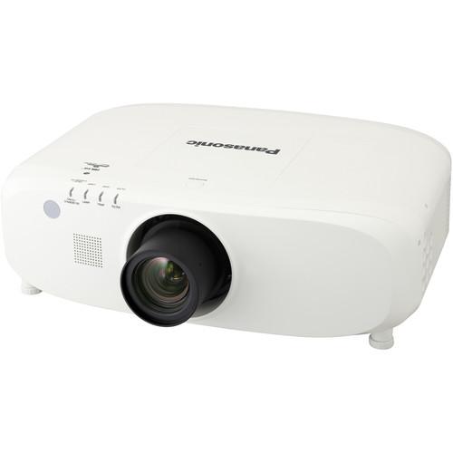 Panasonic PT-EW540U WXGA 3LCD Multimedia Projector (Standard Lens)