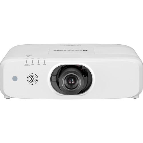 Panasonic PT-EW550 WXGA 5000-Lumen LCD Projector (No Lens)