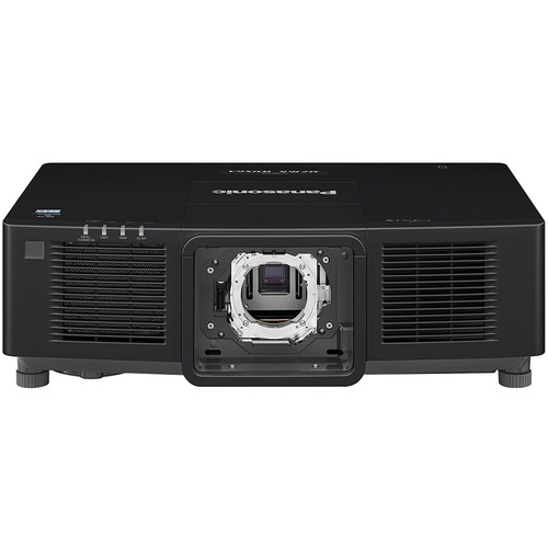 Panasonic PT-MZ10KLBU 10,000-Lumen WUXGA Laser 3LCD Projector (Black, No Lens)