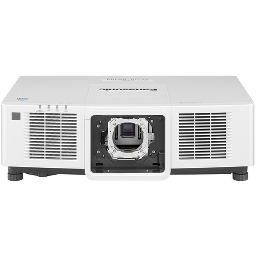Panasonic PT-MZ16KLWU 16,000-Lumen WUXGA Laser 3LCD Projector (White, No Lens)