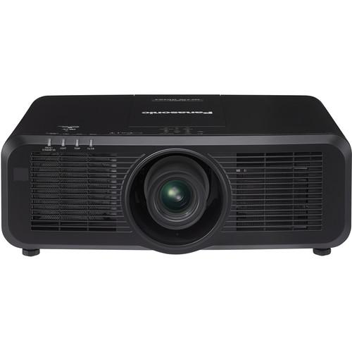 Panasonic PT-MZ670LBU 6500-Lumen WUXGA Laser 3LCD Projector (Black, No Lens)