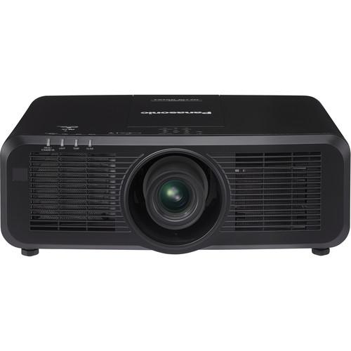 Panasonic PT-MZ770LBU 8000-Lumen WUXGA 3LCD Laser Projector (Black, No Lens)