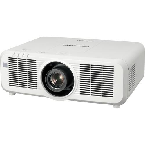 Panasonic WUXGA Large Venue 8,000 Lumens LCD Laser Projector without Lens (White)