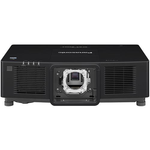 Panasonic PT-RCQ10LBU 10,000-Lumen WUXGA Laser DLP Projector (Black, No Lens)