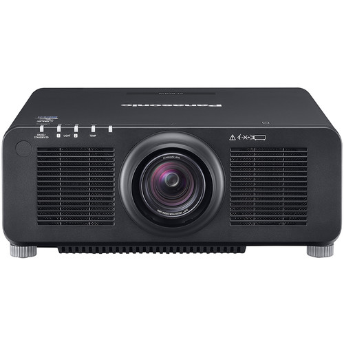 Panasonic PT-RCQ80BU 8000-Lumen WUXGA Laser DLP Projector (Black, with 1.71 to 2.41:1 Lens)