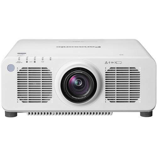 Panasonic PT-RCQ80LWU 8000-Lumen WUXGA Laser DLP Projector (White, No Lens)