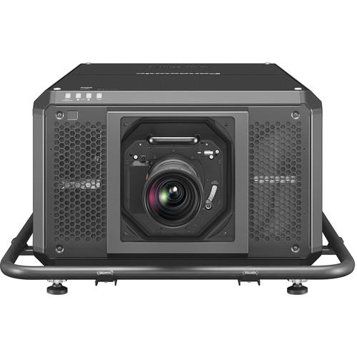 Panasonic PT-RQ50K 50,000-Lumen DCI 4K Laser 3DLP Projector (No Lens)