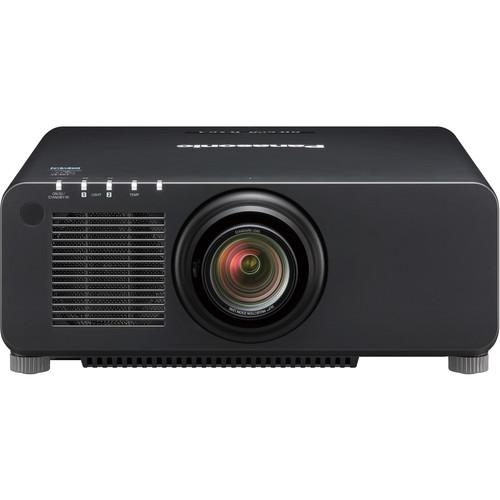 Panasonic PT-RW620BU 6200-Lumen WXGA DLP Projector with1.8 to 2.5:1 Lens (Black)