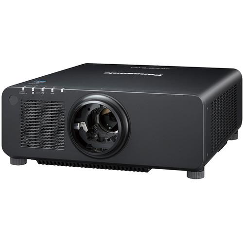 Panasonic PT-RW620 6200-Lumen WXGA DLP Projector with No Lens (Black)