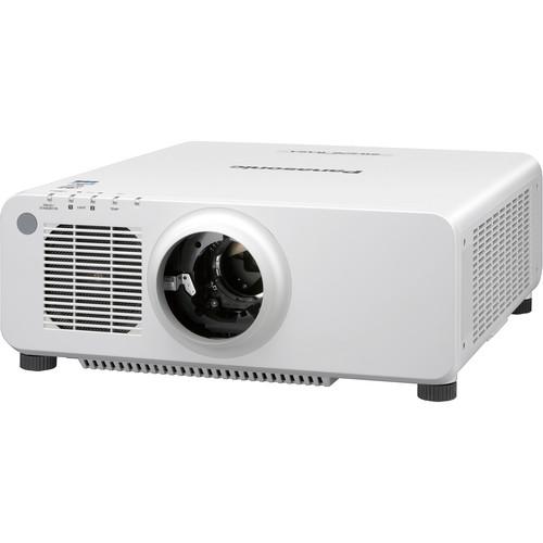 Panasonic PT-RW620 6200-Lumen WXGA DLP Projector (White, No Lens)