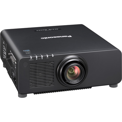 Panasonic PT-RW630BU 1-Chip 6500 Lumen Laser Light Source DLP Projector (Black)