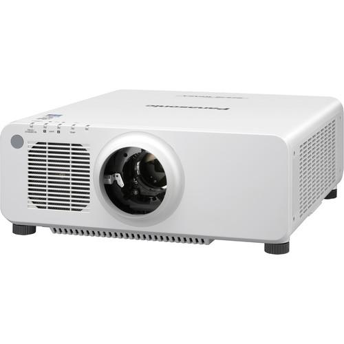 Panasonic PT-RW630LWU 6500-Lumen WXGA Laser Light Source DLP Projector (White)