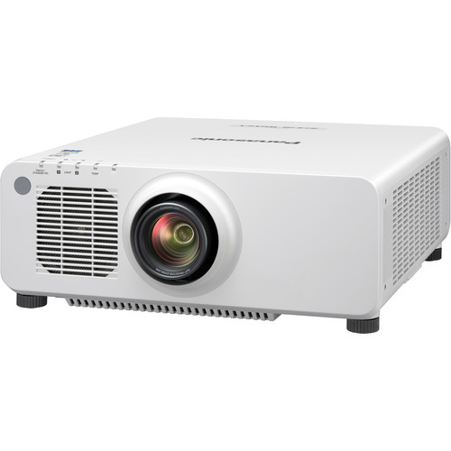 Panasonic PT-RW630WU 1-Chip 6500 Lumen Laser Light Source DLP Projector (White)