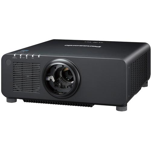 Panasonic PT-RX110LBU 10,400-Lumen XGA DLP Projector (Black, No Lens)