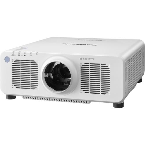 Panasonic PT-RZ120LWU 12,000-Lumen WUXGA DLP Projector (No Lens, White)