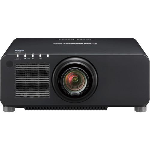 Panasonic PT-RZ660BU 6200-Lumen WUXGA DLP Projector with 1.7 to 2.4:1 Lens (Black)