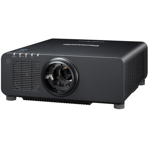Panasonic PT-RZ660 6200-Lumen WXGA DLP Projector (Black, No Lens)