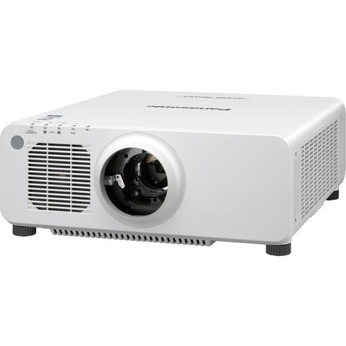 Panasonic PT-RZ660 6200-Lumen WUXGA DLP Projector (White, No Lens)