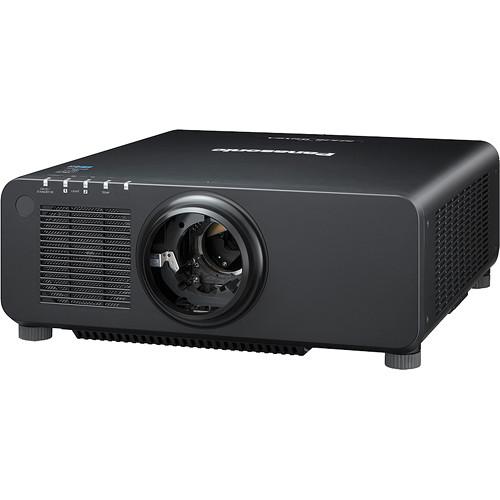 Panasonic PT-RZ670LBU 6500-Lumen WUXGA Laser Light Source DLP Projector (Black)