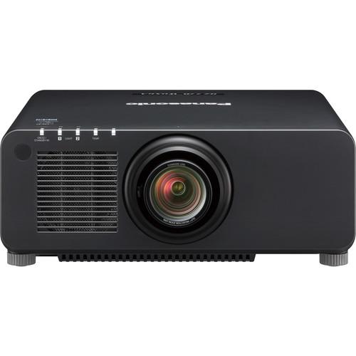 Panasonic PT-RZ770BU 7200-Lumen WUXGA DLP Projector with 1.7 to 2.4:1 Lens(Black)